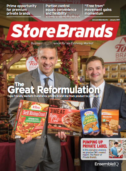 Store Brands January 2017 Issue
