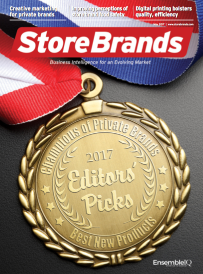 Store Brands May 2017 Issue