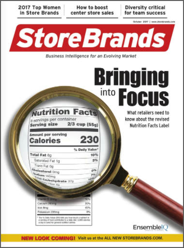 Store Brands October 2017 Issue