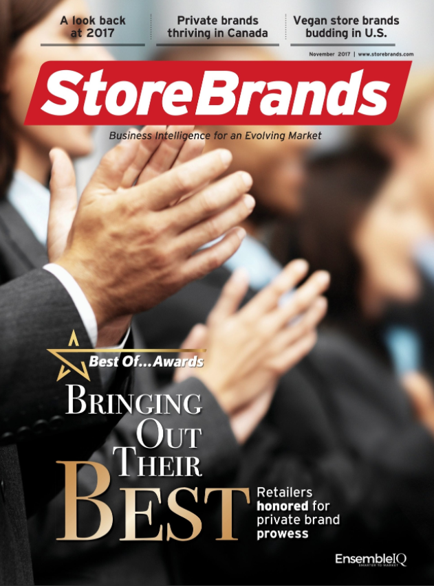 Store Brands November 2017 Issue