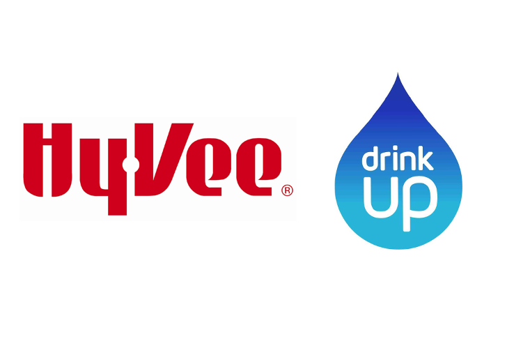 Press And Drink Water Bottle Hy Vee