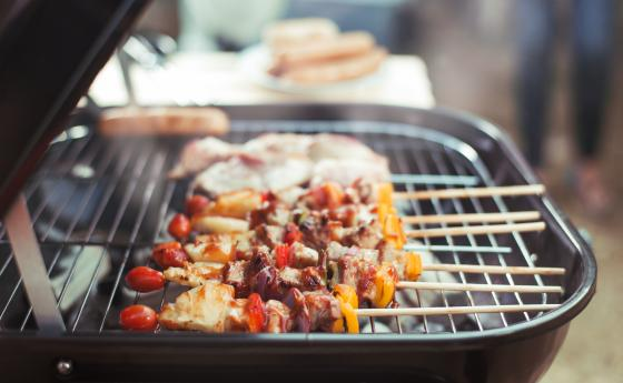 Hot trends for 2018 backyard barbecues - Hot Trends For 2018 Backyard Barbecues Store Brands