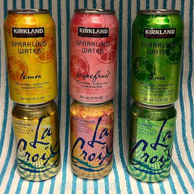 Costco unveils Kirkland Signature sparkling water to rival