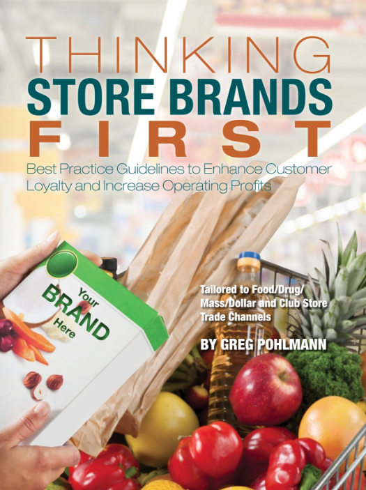 Thinking Store Brands First Cover