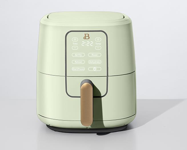 a toaster sitting on a table
