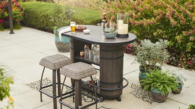 Big Lots Boosts Outdoor Assortment For, Broyhill Patio Furniture
